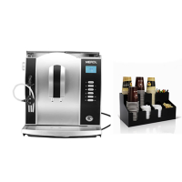 Automatic espresso coffee machine (MEROL708)(Code :R-02)